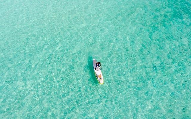 Playa Diamante - Padel surf