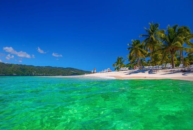 Playa las Galeras - Samana