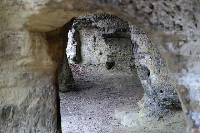 Cuevas del Pomier o Cuevas de Borbón