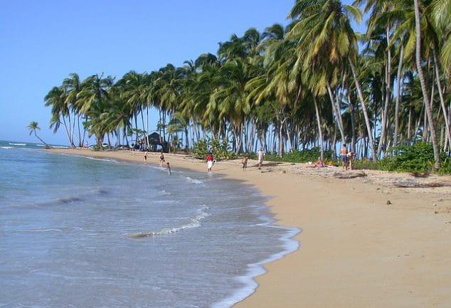 Playa La Poza de Bojolo