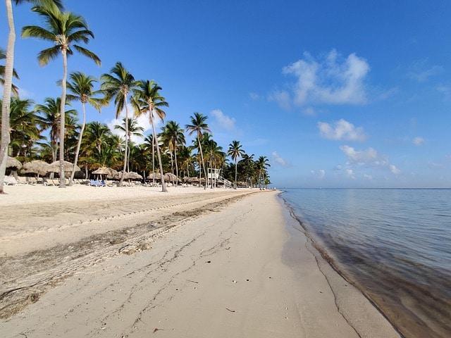 Playa Palmilla República Dominicana