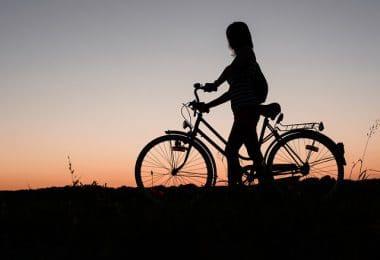 Santo Domingo en bicicleta